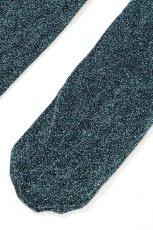 画像8: ショートストッキング(ラメ・ブルー)[FLAVIA Socks ottanlo]※2足までメール便対象【送料無料・即日発送】 (8)
