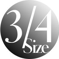 3/4 (L/XL 相当) | サイズ